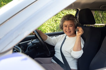 Elderly driver tips: Know your limitations