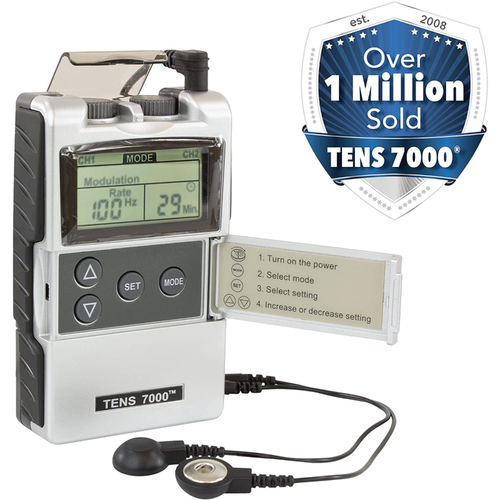 TENS 7000 Two Channel TENS Unit