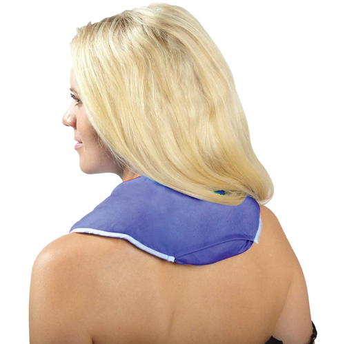 Hot and cold therapy pain relief wrap