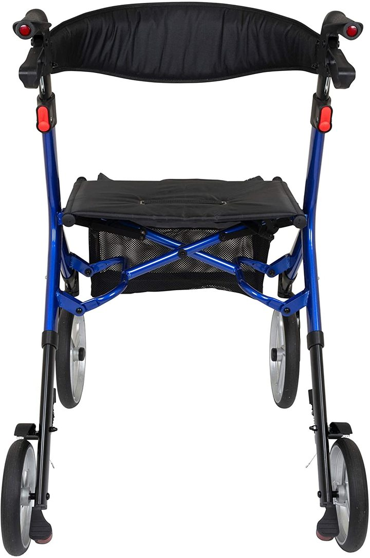 Euro walker with seat