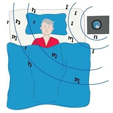 Sleep tips: White noise machines are great to keep you asleep and distraction free