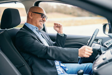 Elderly driver tips: Use technology to drive more safely