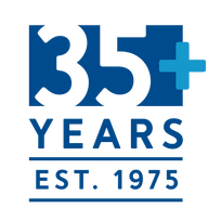 35+ Years, Established in 1975