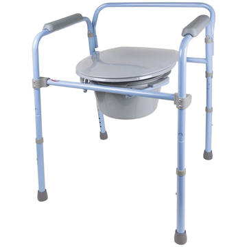 Incontinence products: Commodes