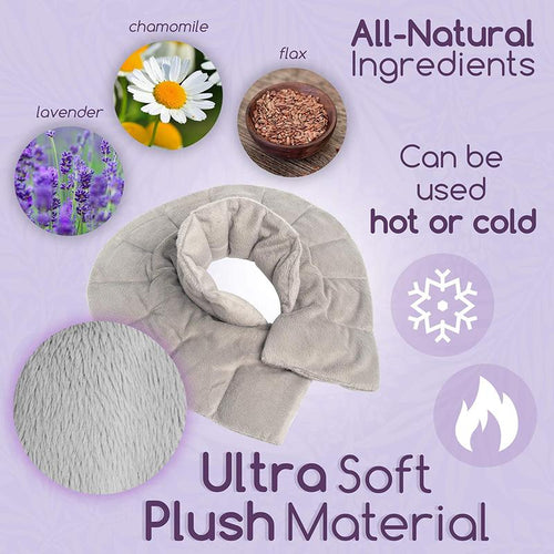 Aromatherapy with hot/cold therapy