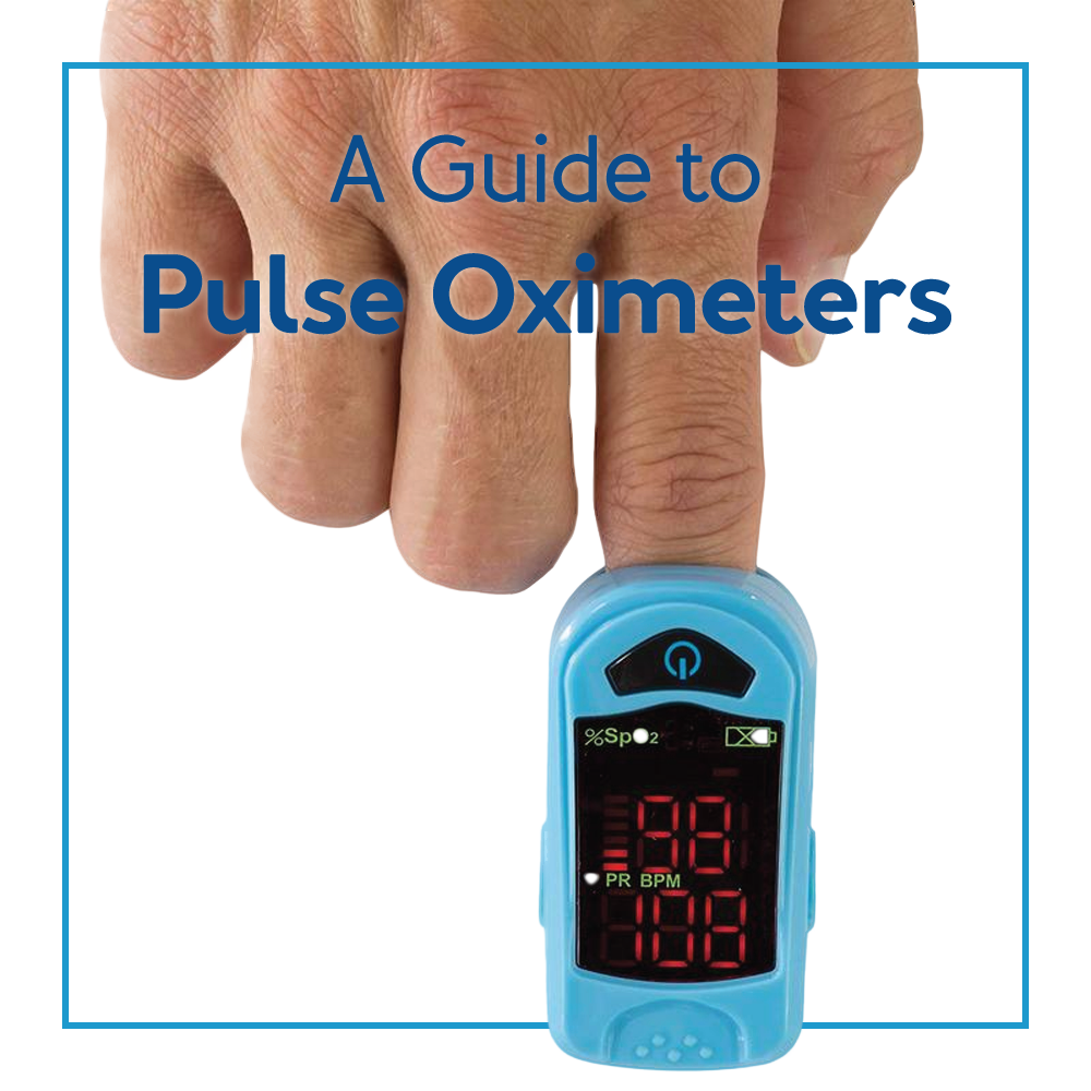 A Guide to Pulse Oximeters
