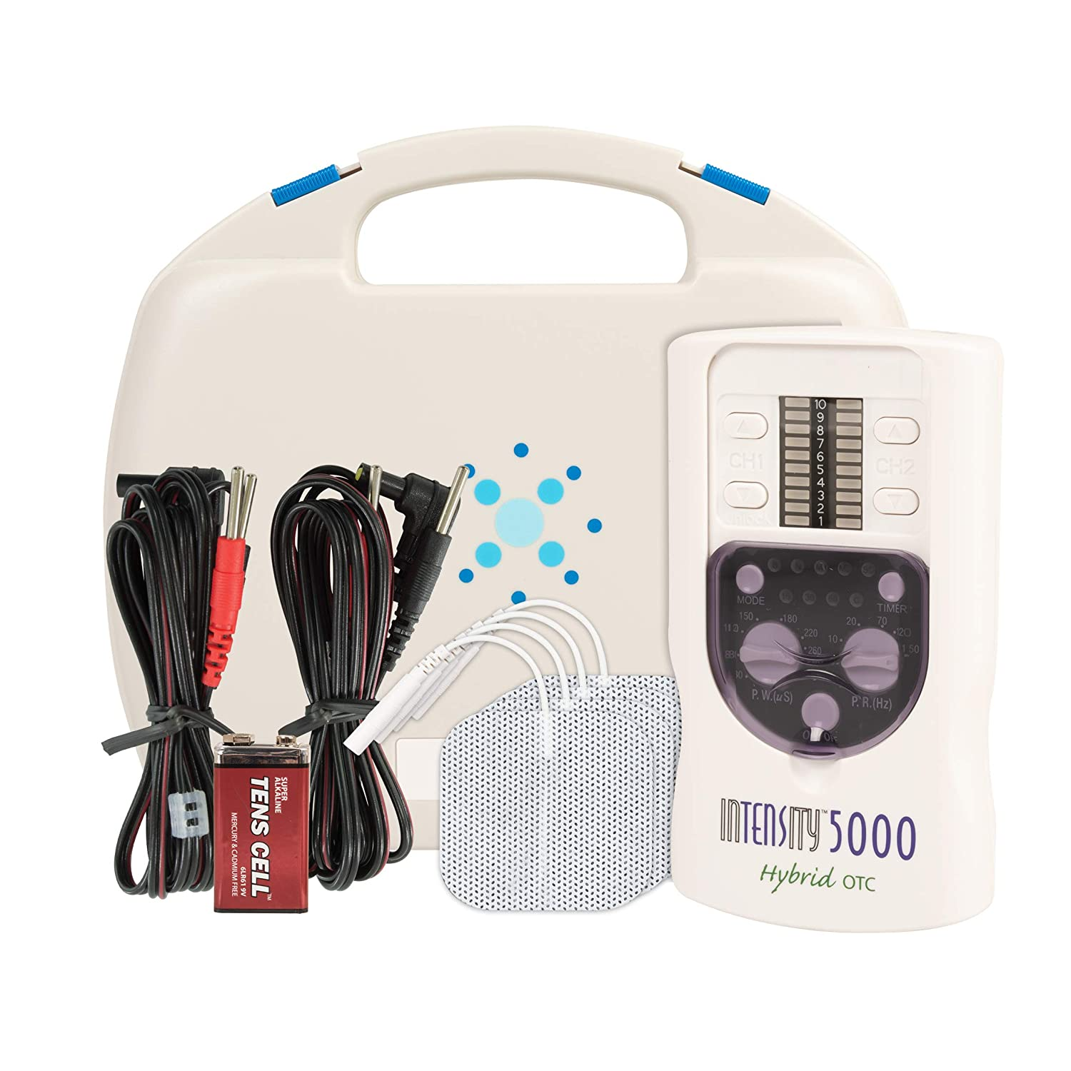 InTENSity at home transcutaneous electronic muscle stimulator