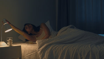 Consistent bedtime for circadian rhythm