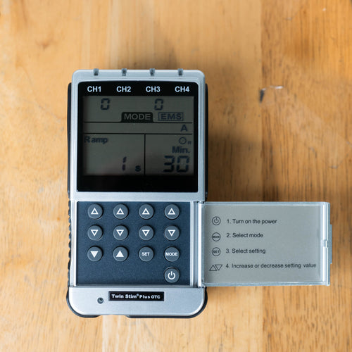 Twin Stim Plus Four Channel TENS and EMS Unit
