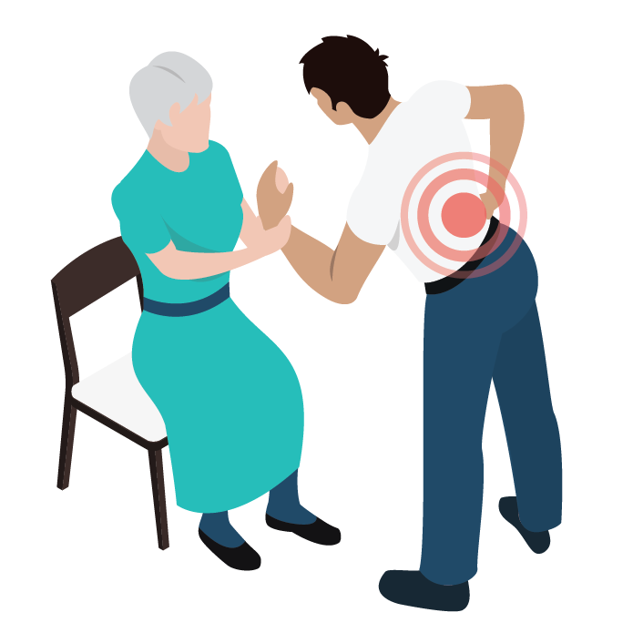 Caregiver Mistakes: Not taking care of your physical health