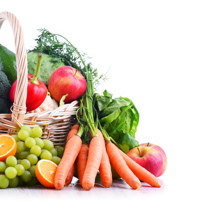 Fruits, veggies, and lean meats for arthritis
