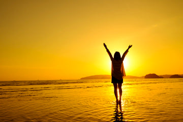 Light therapy benefits: Increased energy