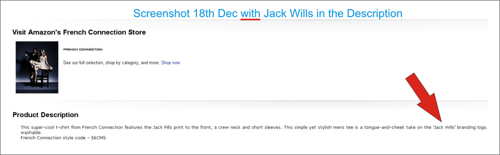 Jack Wills Pushes Pills Jacks Pills Fcuk Jack Wills French Connection