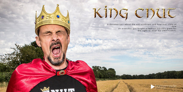 Dave Griffiths King Cnut Movie
