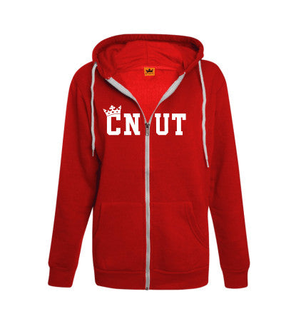 Womens King Cnut Hoody