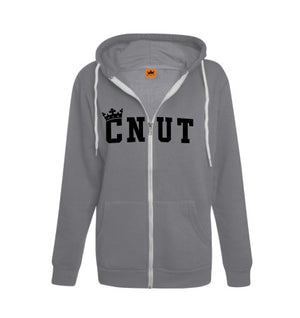 King Cnut Zip Hoody