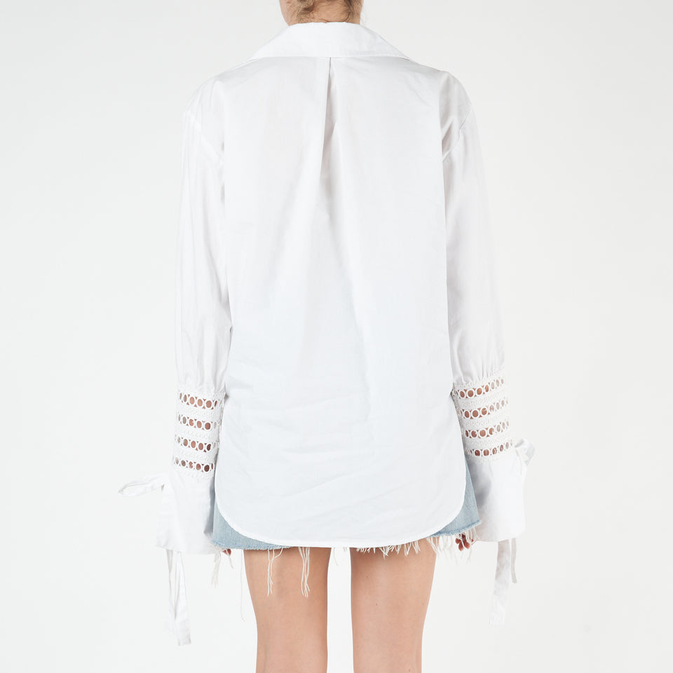 Caprice Embroidered Shirt