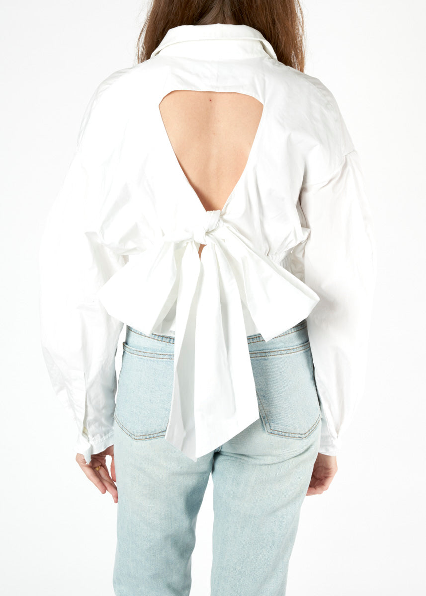 Sierra Madre Cropped Shirt