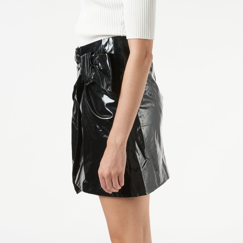 Anders Knot Mini Skirt