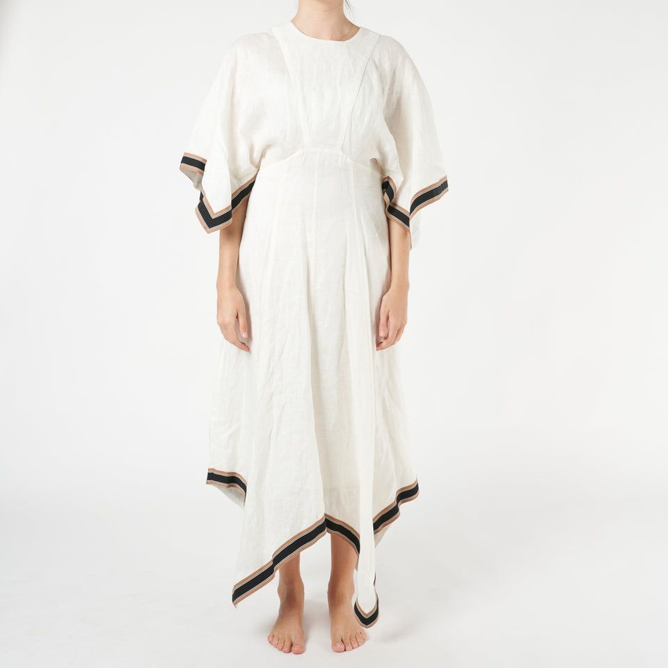 Juno Ribbon Long Dress
