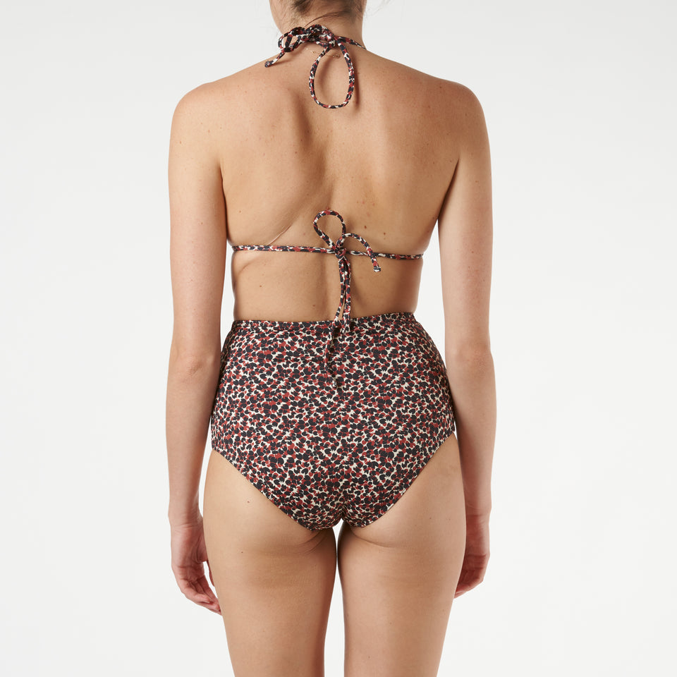 The High Waist Bikini Briefs