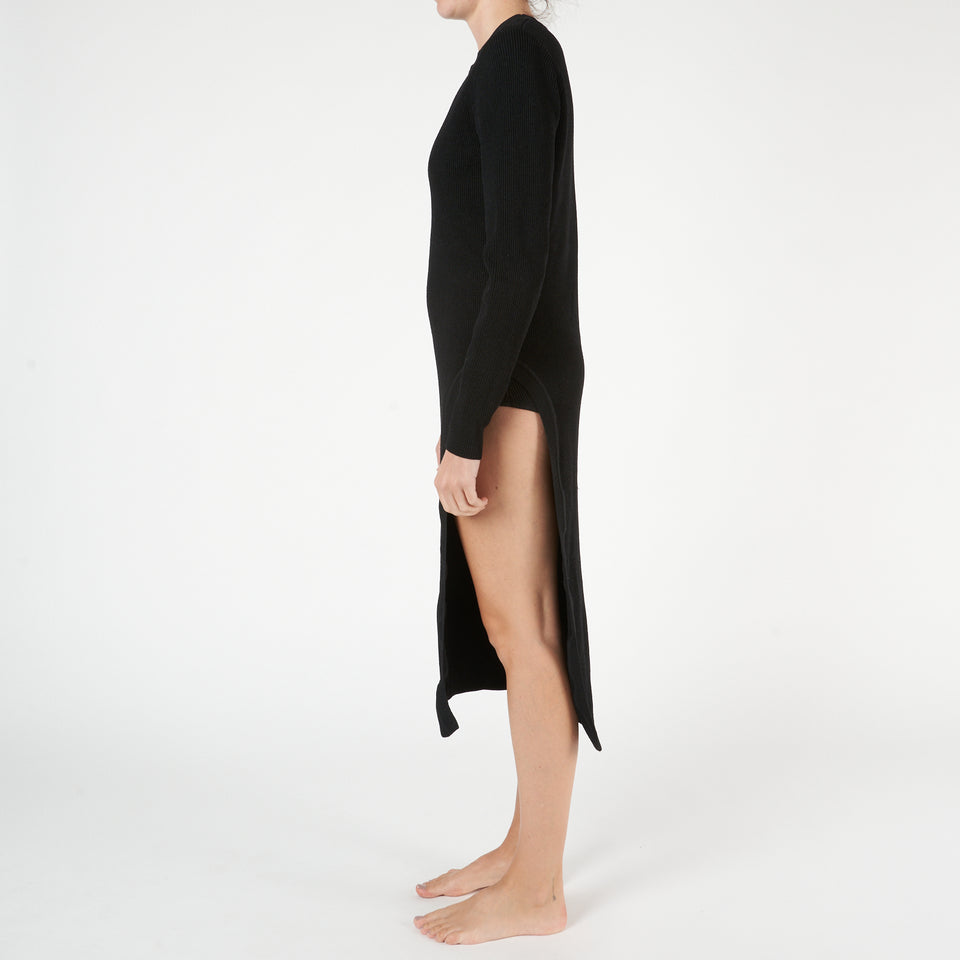 Asymmetri Long Sleeve Top