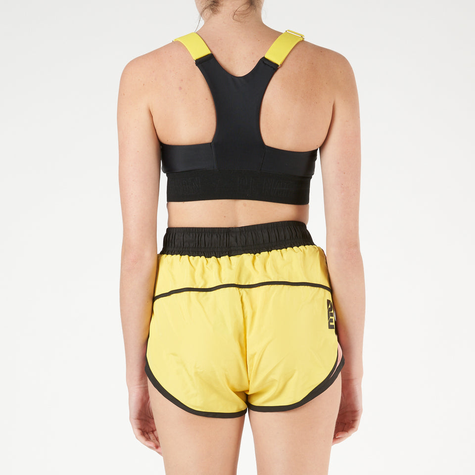 Yellow Light Sprint Vision Shorts