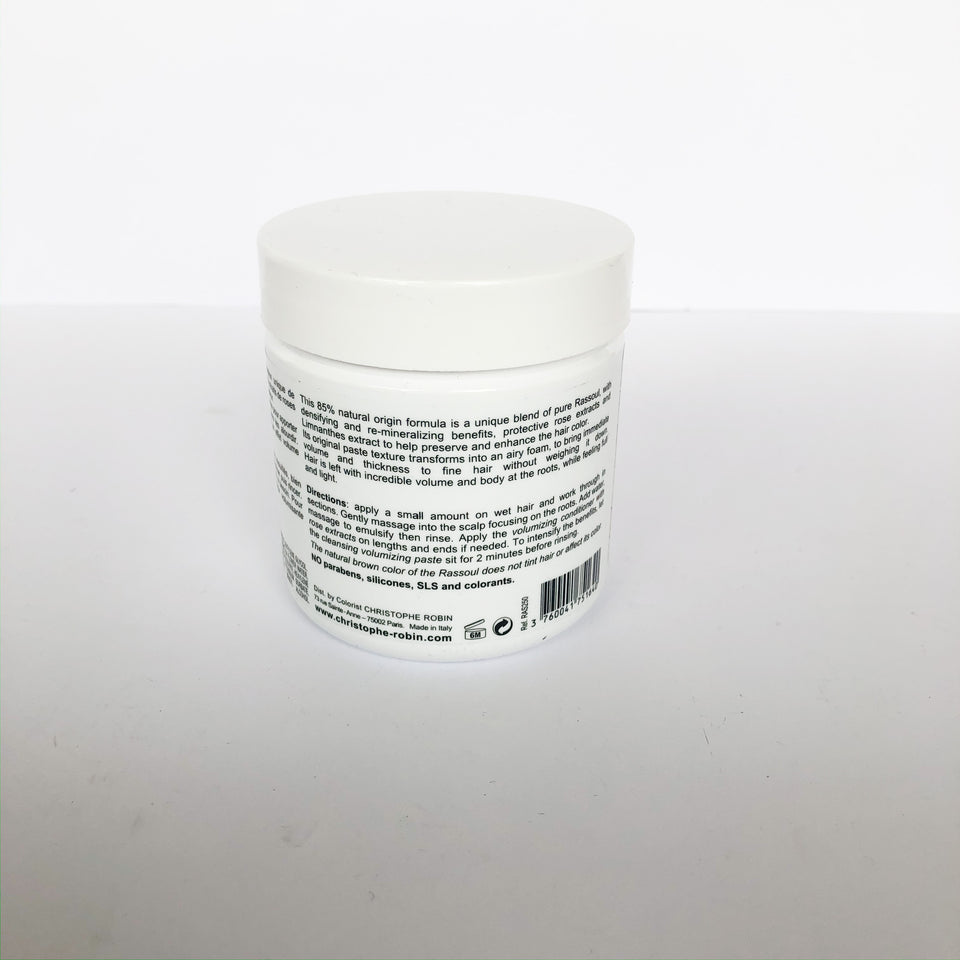Cleansing Volumizing Paste