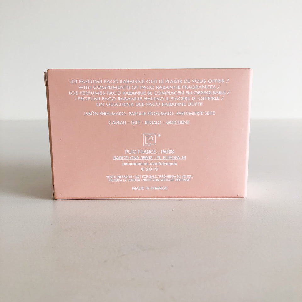 Olympéa Pefumed Soap