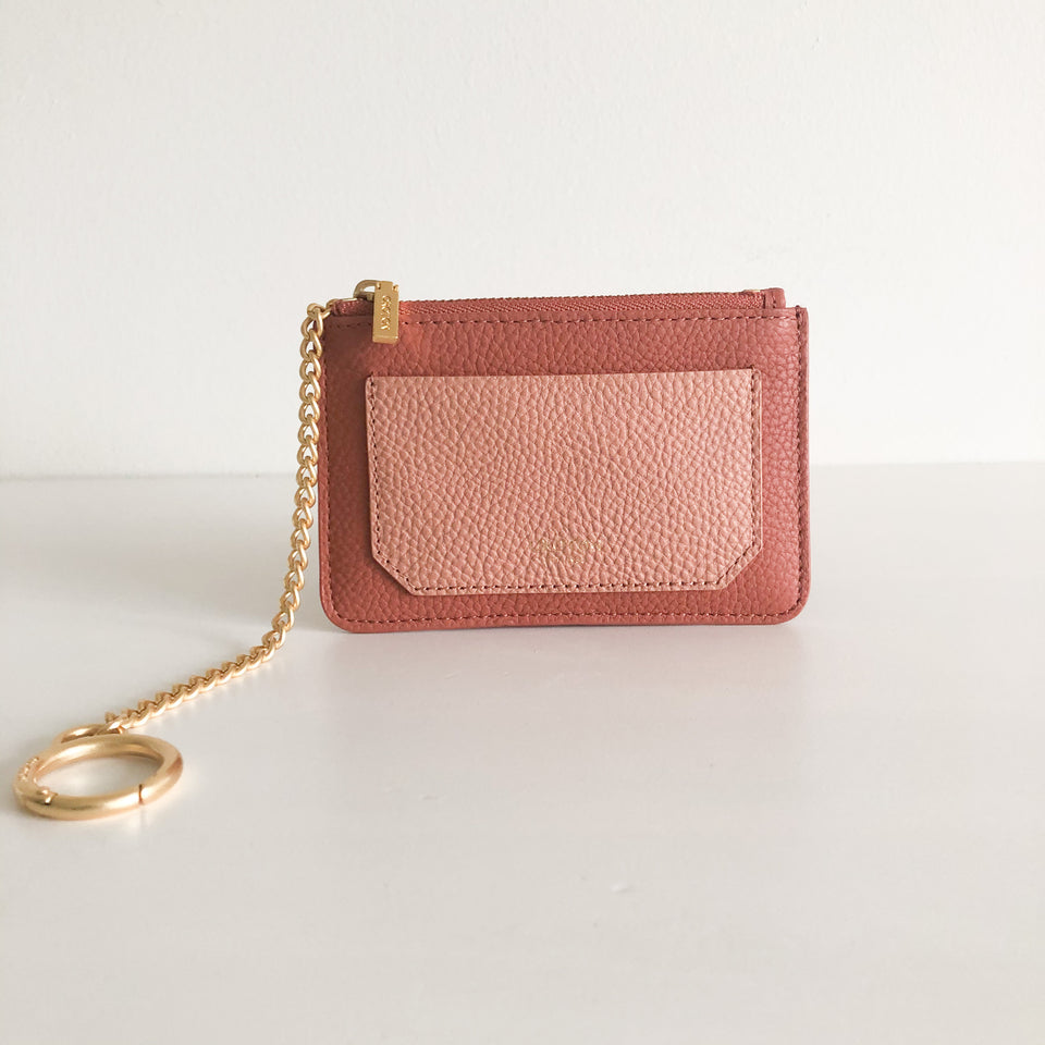Duo Mini Chain Pouch