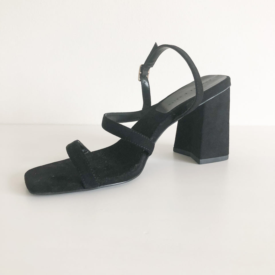 Square Toe Sandal