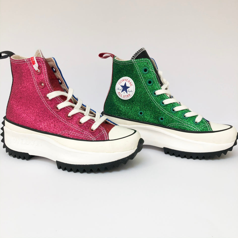 x Converse Run Star Hike high top sneakers
