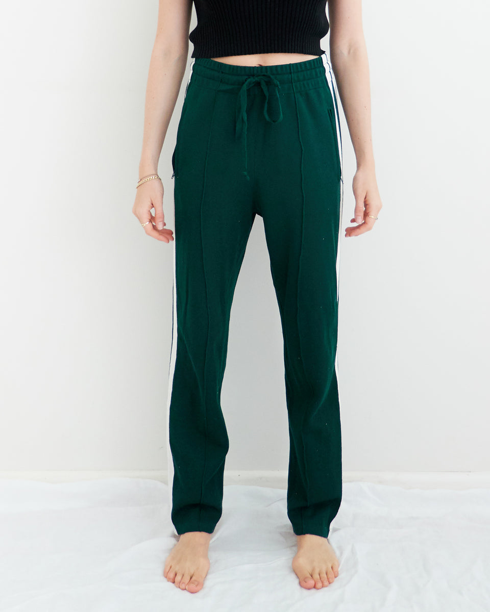Dario Striped Jersey Track Pants