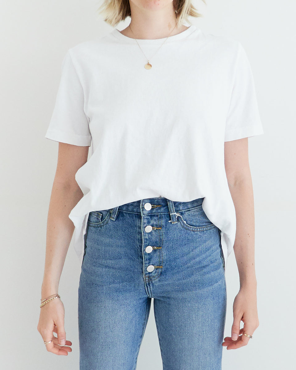 Lenu Back Pleat Shirt