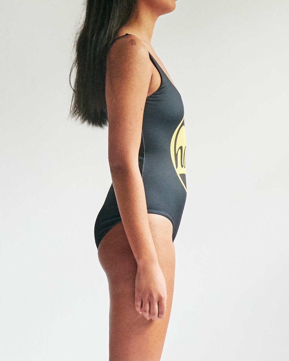 Charneu Printed Swimsuit