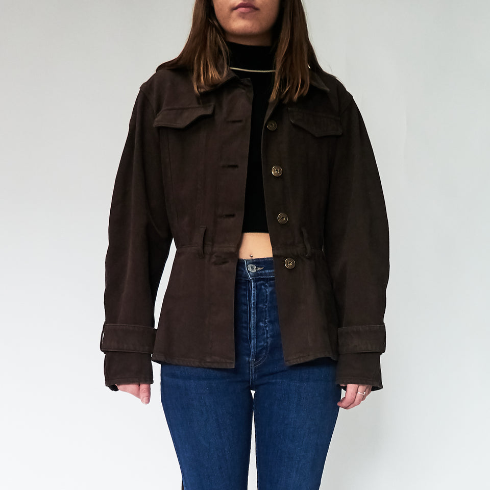 Fortuna Denim Jacket
