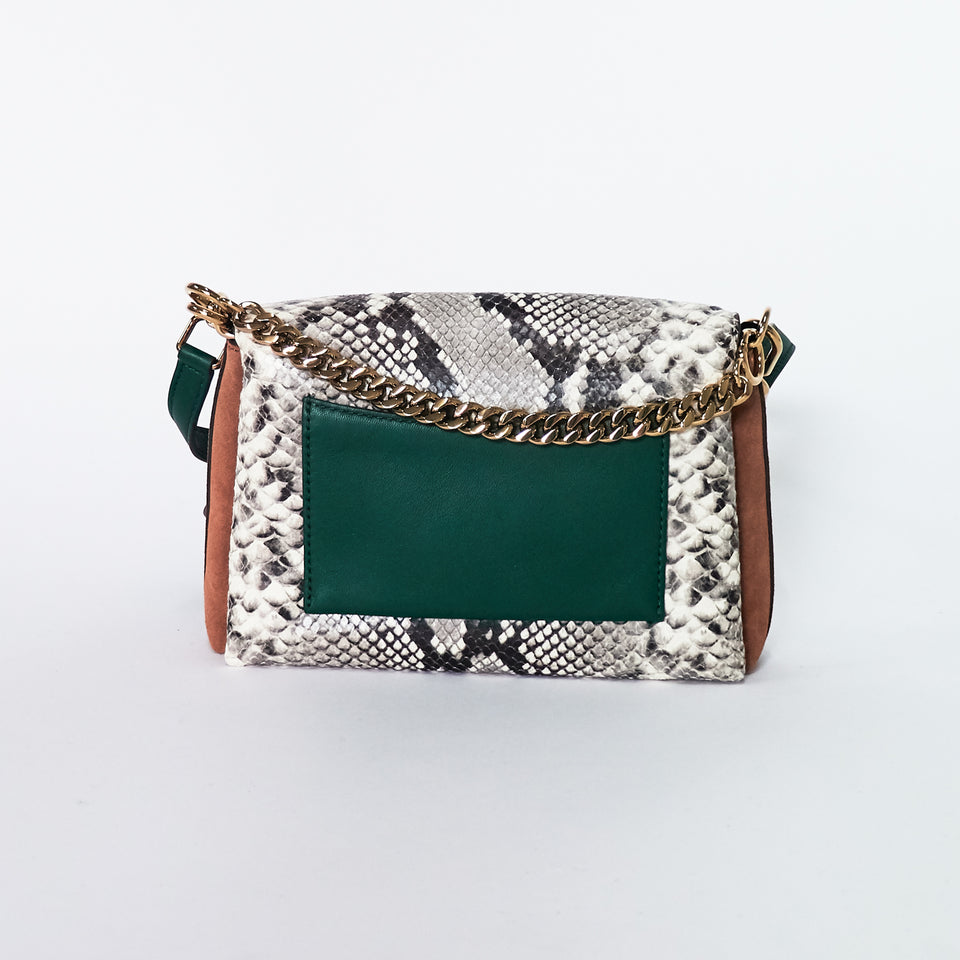 Kira Exotic Crossbody Bag