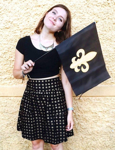 Passion Lilie's Saints Season Fashion and Tailgating Tips