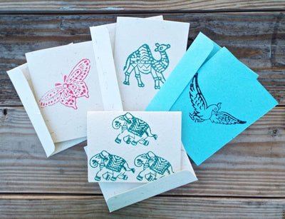 Send a Recycled Card: Make Someone's Day While Giving Back