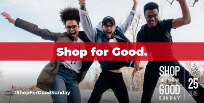 Shop Ethical Brands This Holiday Season on Shop for Good Sunday