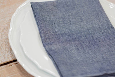 Planning a Sustainable Dinner Party: Cloth Napkins and More