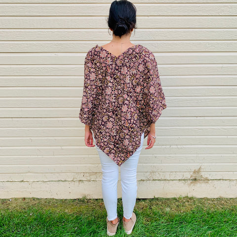 floral wrap top back 2