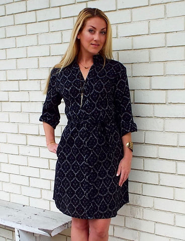 Passion Lilie makes it easy to shop for ethical fashion, such as this dress, and find stylish work outfits to fit any wardrobe.