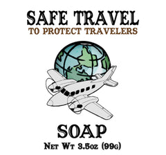 Safe Travel Soap