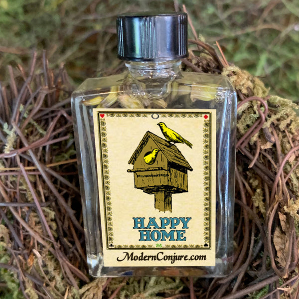 Happy Home Oil