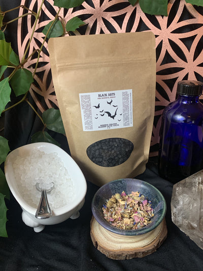 Black Arts Bath Salts