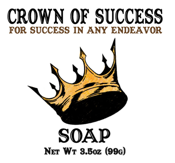 Crown of Success Soap