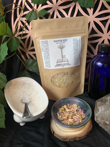 Master Key Bath Salts