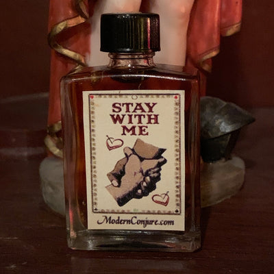 Stay With Me Oil