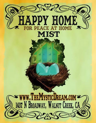 Happy Home Mist